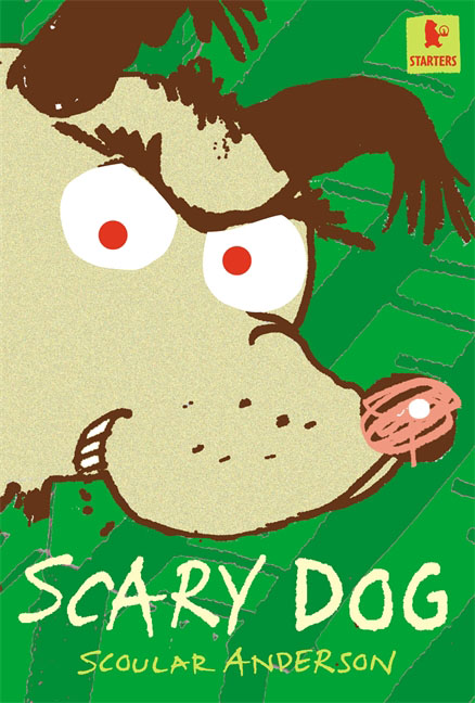 Scary Dog home on the range page 1