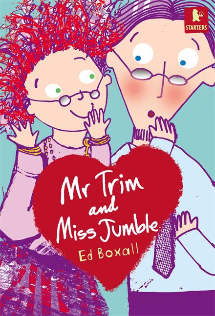 Купить Mr Trim and Miss Jumble,