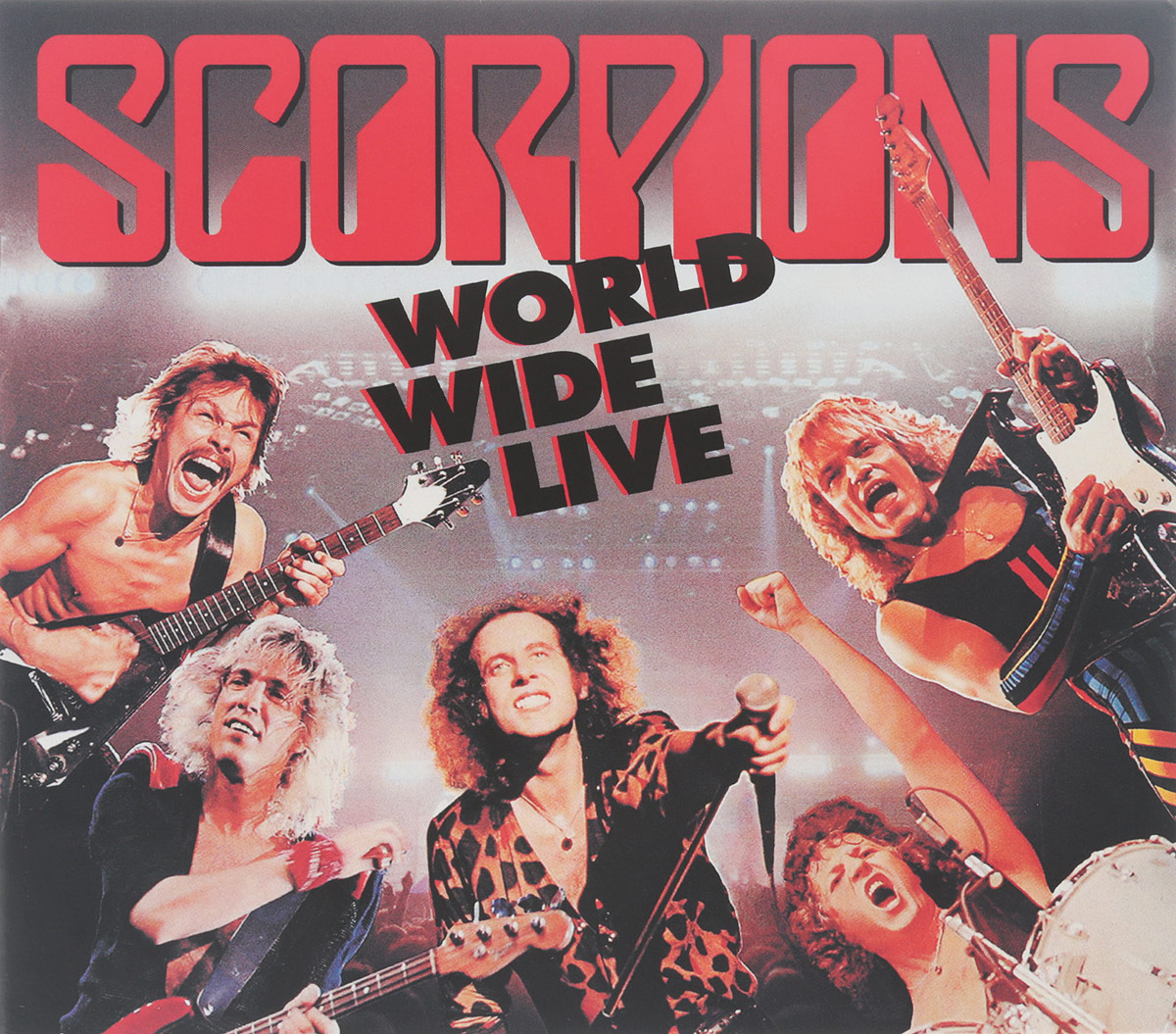 Scorpions Scorpions. World Wide Live. 50th Anniversary Deluxe Edition (CD + DVD) i found you