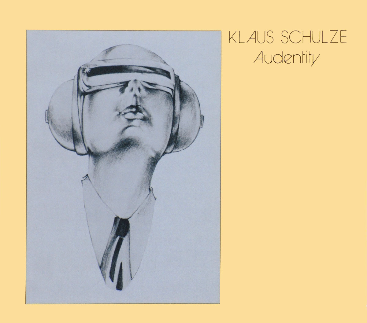 Klaus Schulze. Audentity (2 CD)
