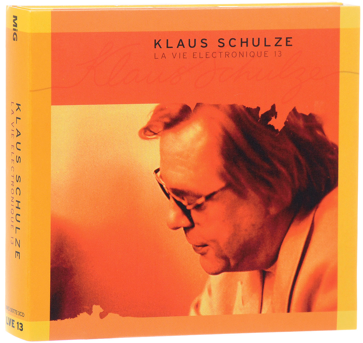 Клаус Шульце Klaus Schulze. La Vie Electronique 13 (3 CD) клаус шульце klaus schulze la vie electronique 11 3 cd