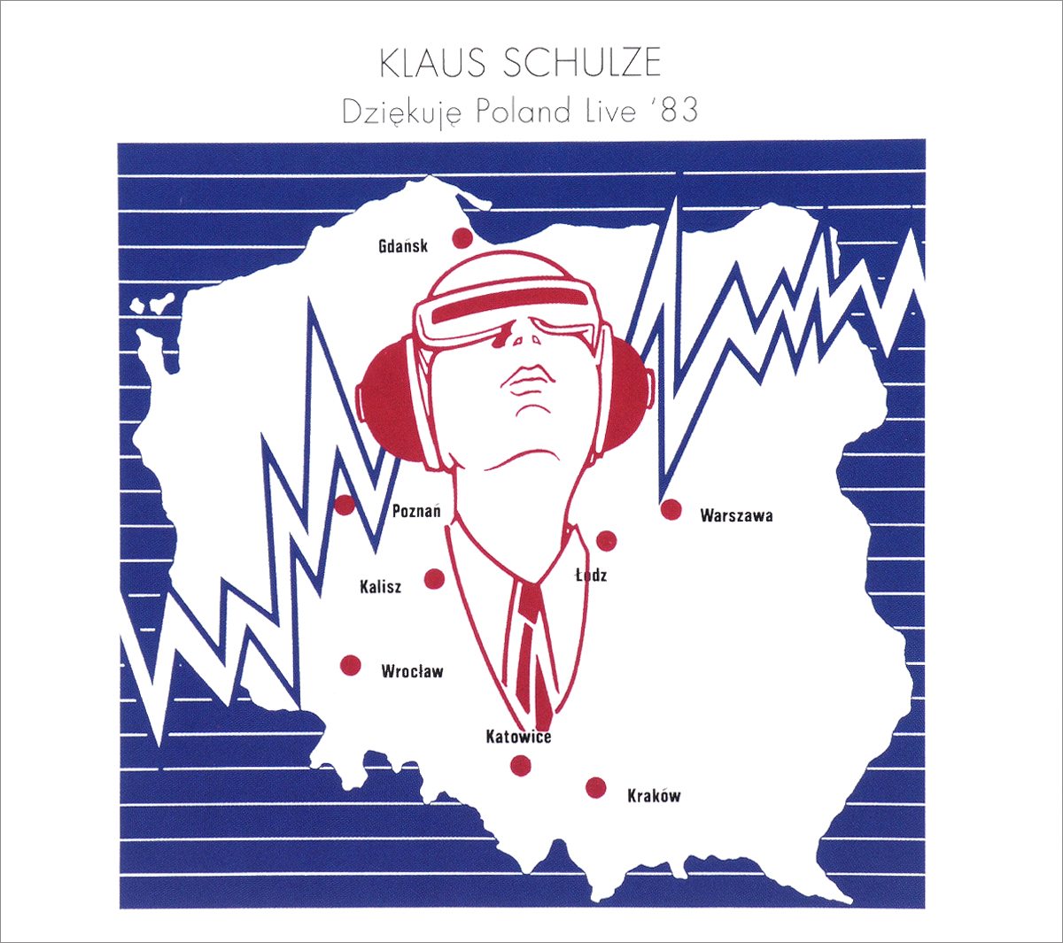 Клаус Шульце Klaus Schulze. Dziekuje Poland Live 83 (2 CD) клаус шульце klaus schulze la vie electronique 11 3 cd