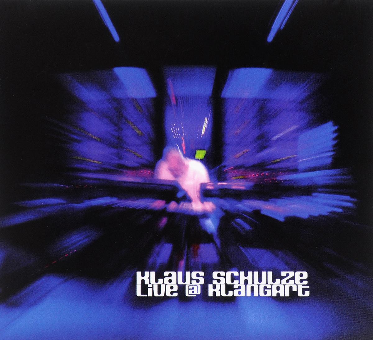 Klaus Schulze. Live @ KlangArt (2 CD)