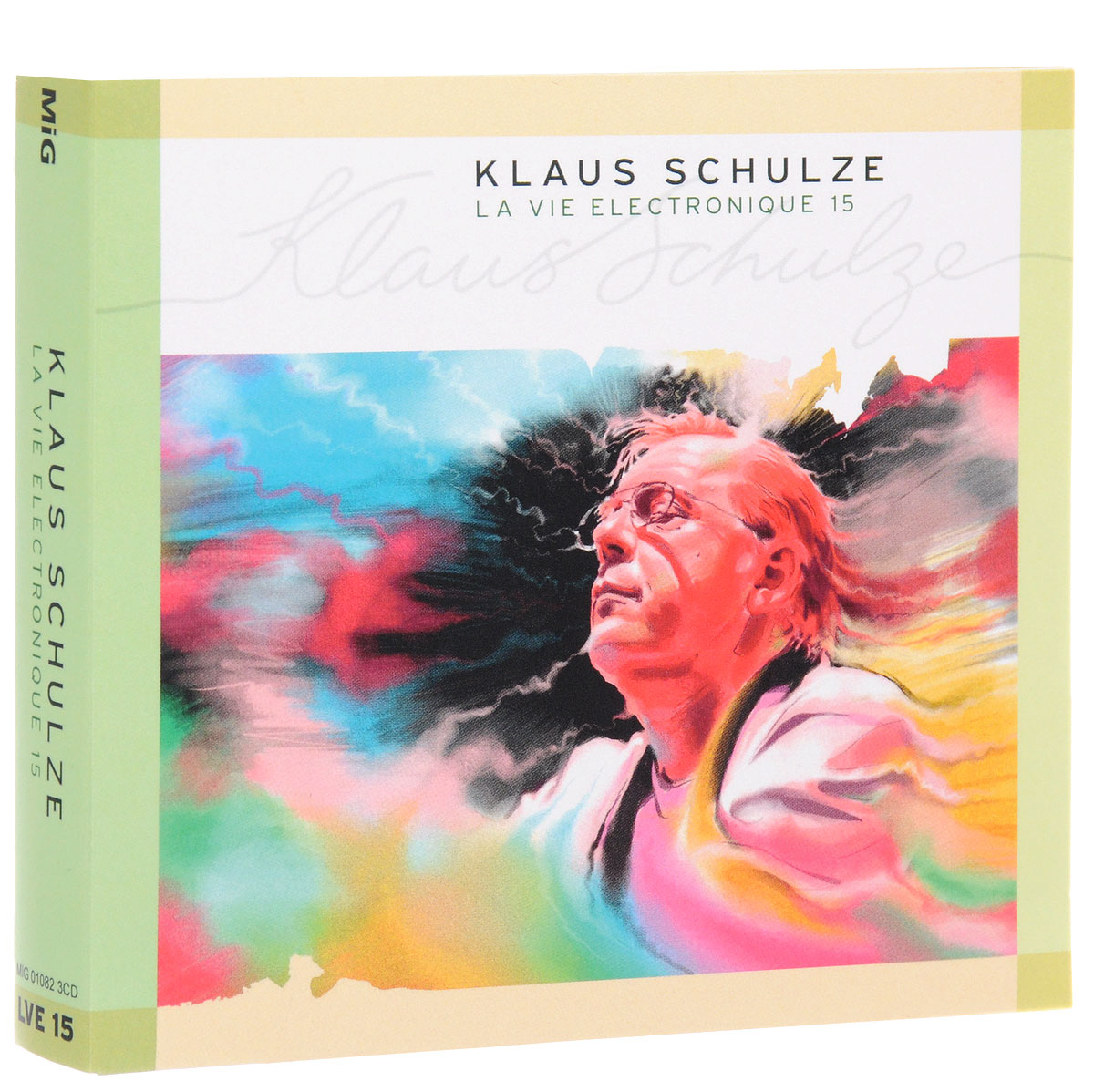 Клаус Шульце Klaus Schulze. La Vie Electronique 15 (3 CD) клаус шульце klaus schulze la vie electronique 11 3 cd