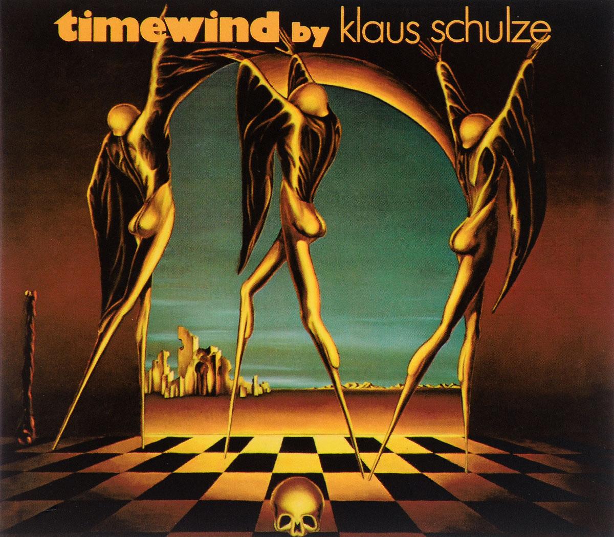 Klaus Schulze. Timewind (2 CD)