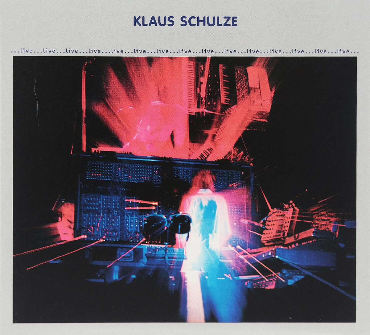 Klaus Schulze. Live (2 CD)