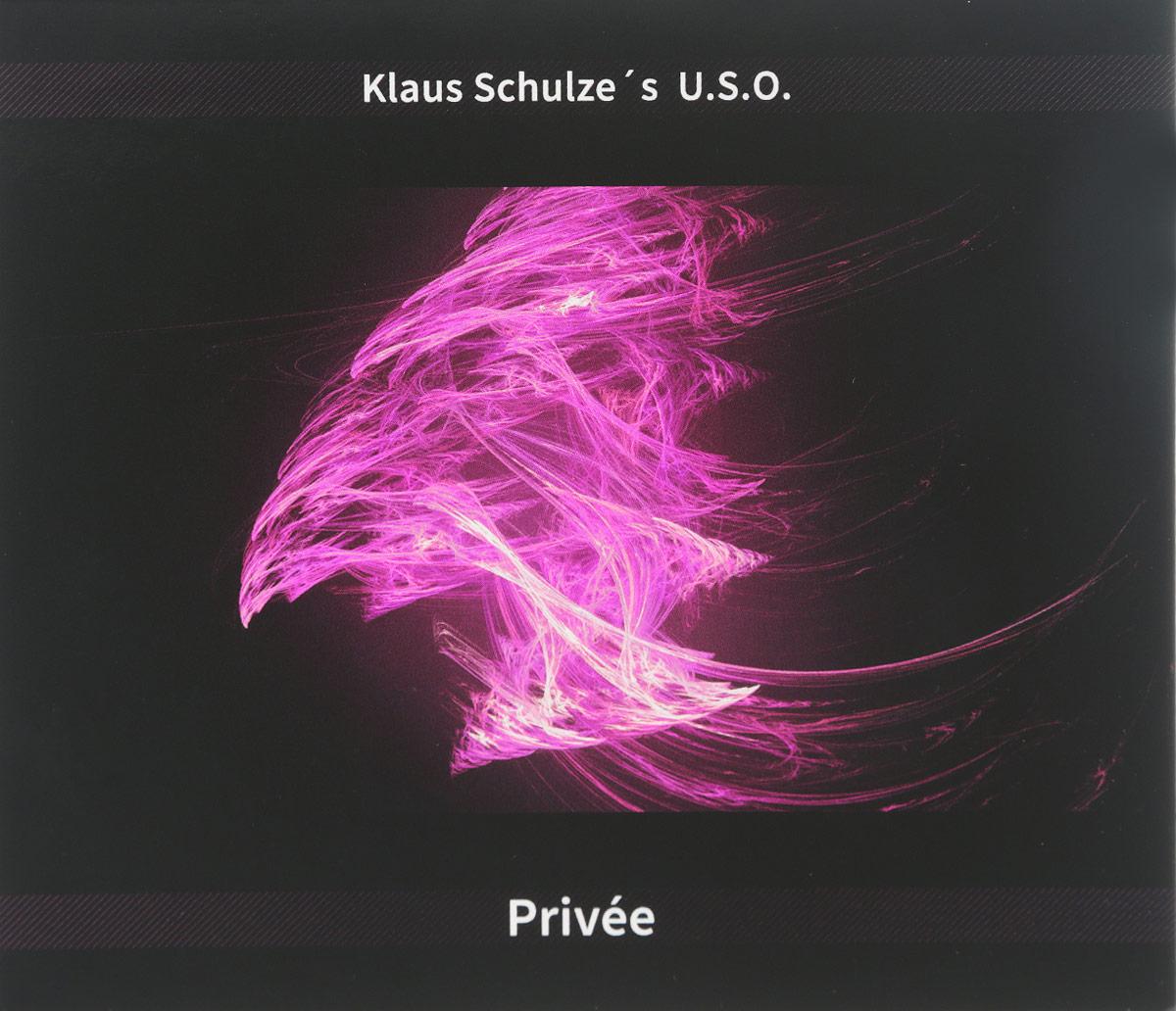 Клаус Шульце Klaus Schulze's U.S.O. Privee ремень tucano 5261