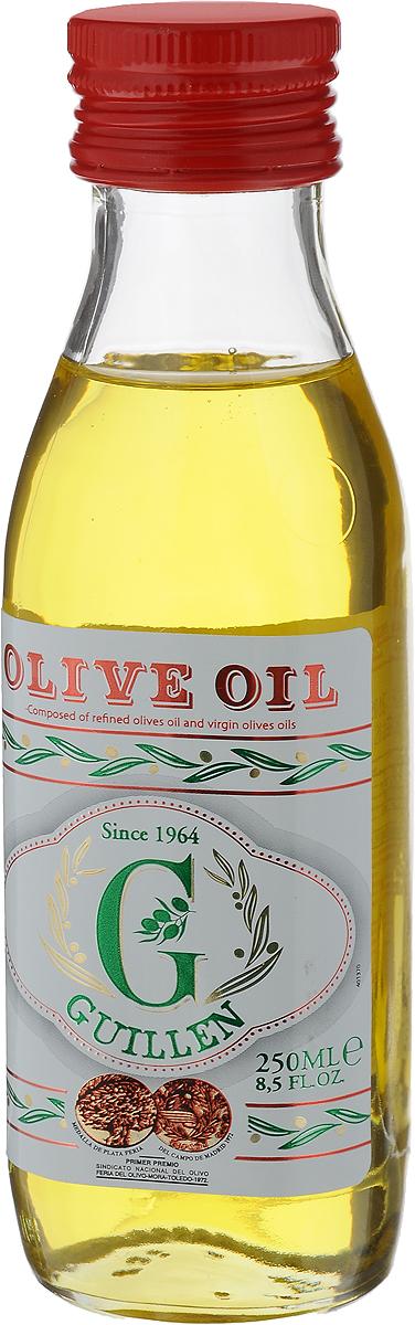 Guillen масло оливковое 100%, 250 мл32114Масло оливковое рафинированное Guillen с добавлением масел оливковых нерафинированных.Оливковое масло первого холодного отжима.Масла для здорового питания: мнение диетолога. Статья OZON Гид