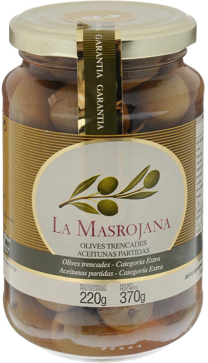 La Masrojana Оливки раздавленные Веридаль с косточкой, 370 г8420642001609Оливки La Masrojana зеленые с косточкой без химии: без искусственных добавок, красителей, консервантов и усилителей вкуса. Оливки раздавленные - традиционный старинный испанский рецепт!Оливки сорта Веридаль собираются абсолютно зелеными, они отбираются, слегка раздавливаются и хранятся в воде с морской солью и специями (чеснок, пряные травы). Спустя 15 дней их уже можно употреблять. Тот факт, что после сбора уходит так мало времени на обработку оливок, придает им очень своеобразный вкус натуральной зеленой оливки, в отличие от других видов.Уважаемые клиенты! Обращаем ваше внимание, что полный перечень состава продукта представлен на дополнительном изображении.