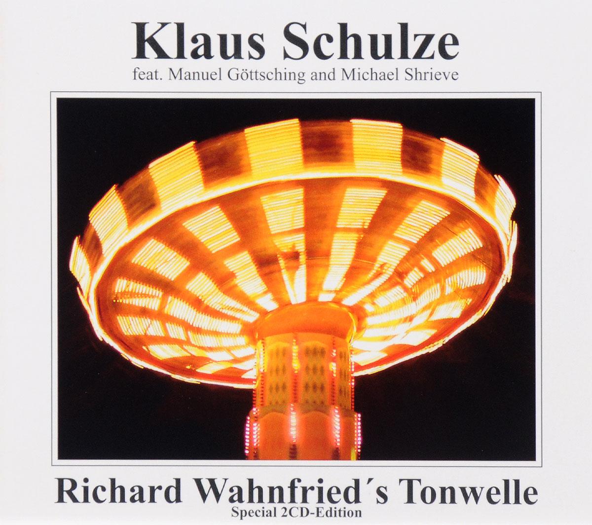 Клаус Шульце Klaus Schulze. Richard Wahnfried's Tonwelle (2 CD) клаус шульце klaus schulze dig it cd dvd