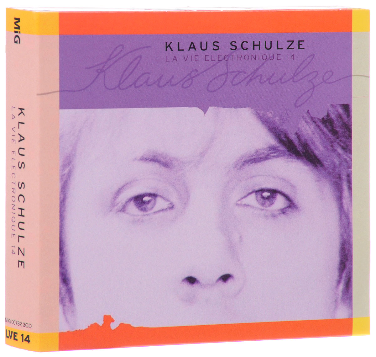 Клаус Шульце Klaus Schulze. La Vie Electronique 14 (3 CD) клаус шульце klaus schulze la vie electronique 11 3 cd
