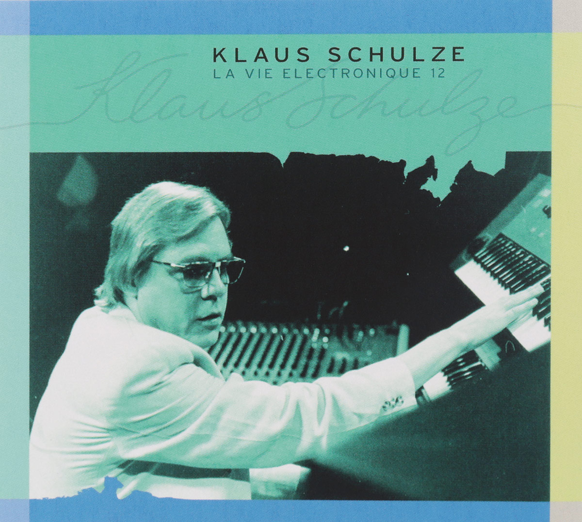 Клаус Шульце Klaus Schulze. La Vie Electronique 12 (3 CD) клаус шульце klaus schulze la vie electronique 11 3 cd