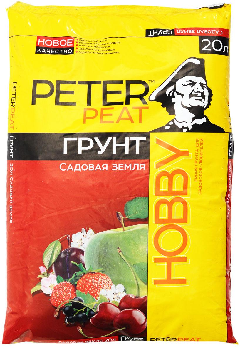 """Грунт Peter Peat """"Садовая земля"""" - это полностью готовый к использованию питательный торфяной грунт. Грунт предназначен для выращивания овощных и цветочных культур, комнатных растений, садовых цветов, плодовых деревьев и ягодных кустарников. Способствует лучшей приживаемости растений, повышает урожайность."""