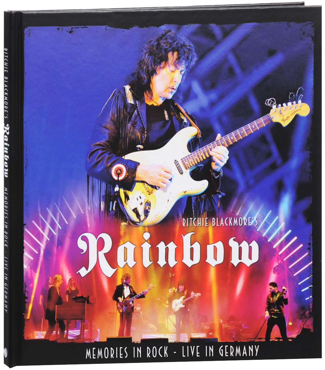 Ritchie Blackmore's Rainbow: Memories In Rock - Live In Germany (Bly-ray + DVD + 2 CD)