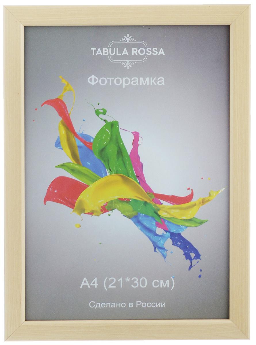 Фоторамка Tabula Rossa, 21 х 30 см фоторамка tabula rossa металлик цвет серебристый 21 х 30 см
