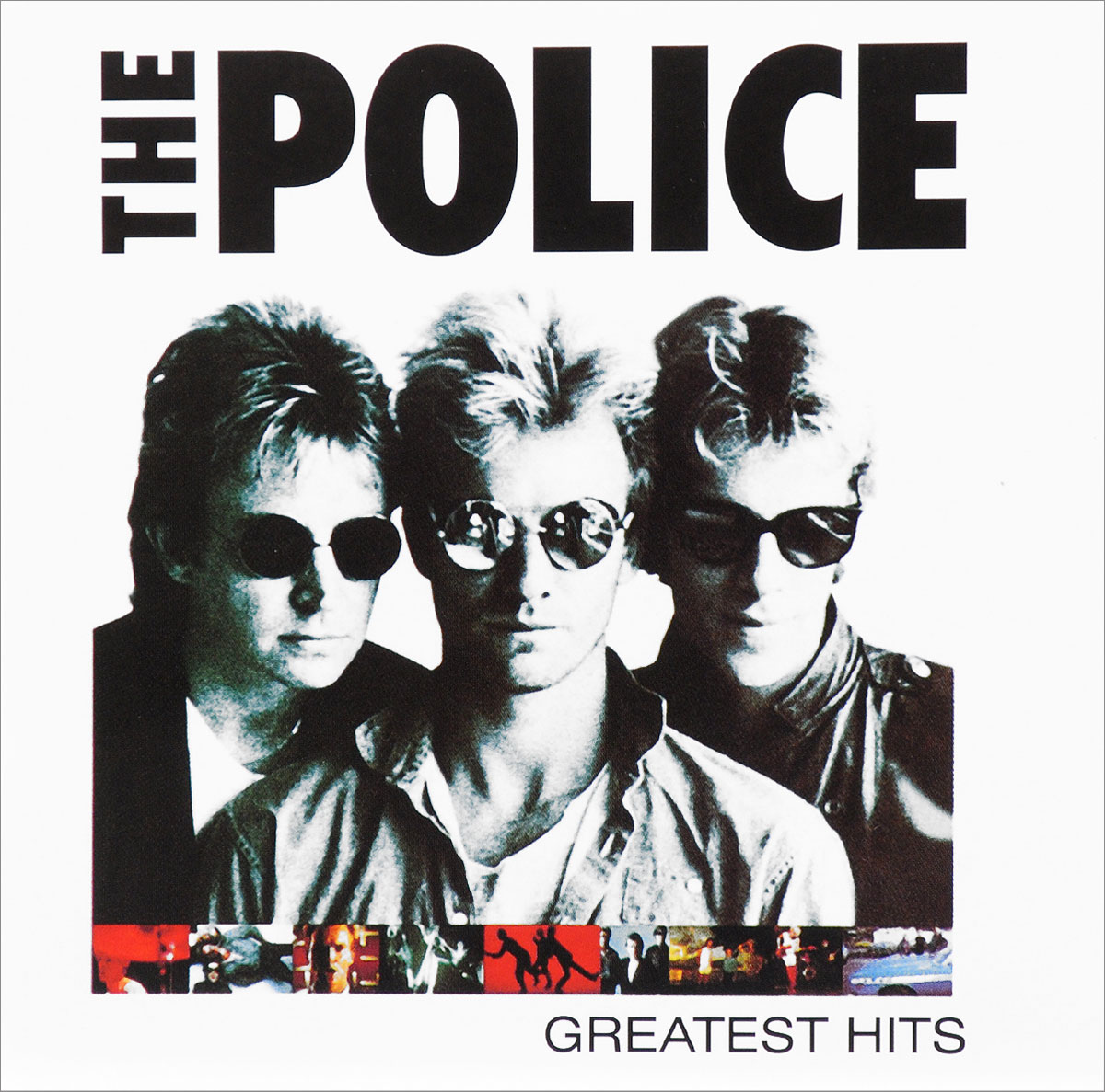 The Police The Police. Greatest Hits the police the police certifiable 3 lp