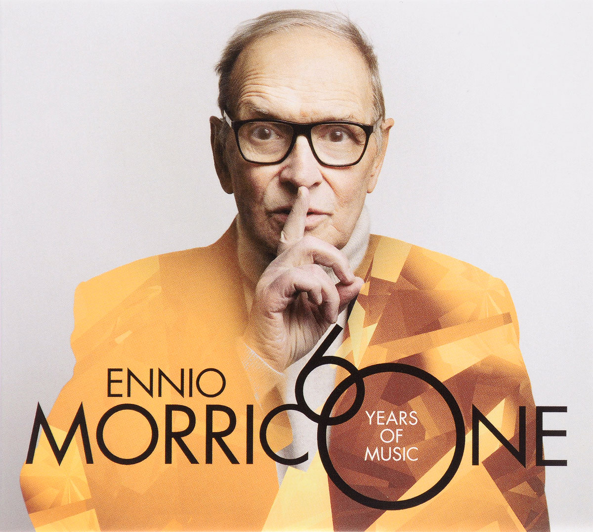Эннио Морриконе Ennio Morricone. Morricone 60 Years Of Music ennio morricone morricone 60 cd