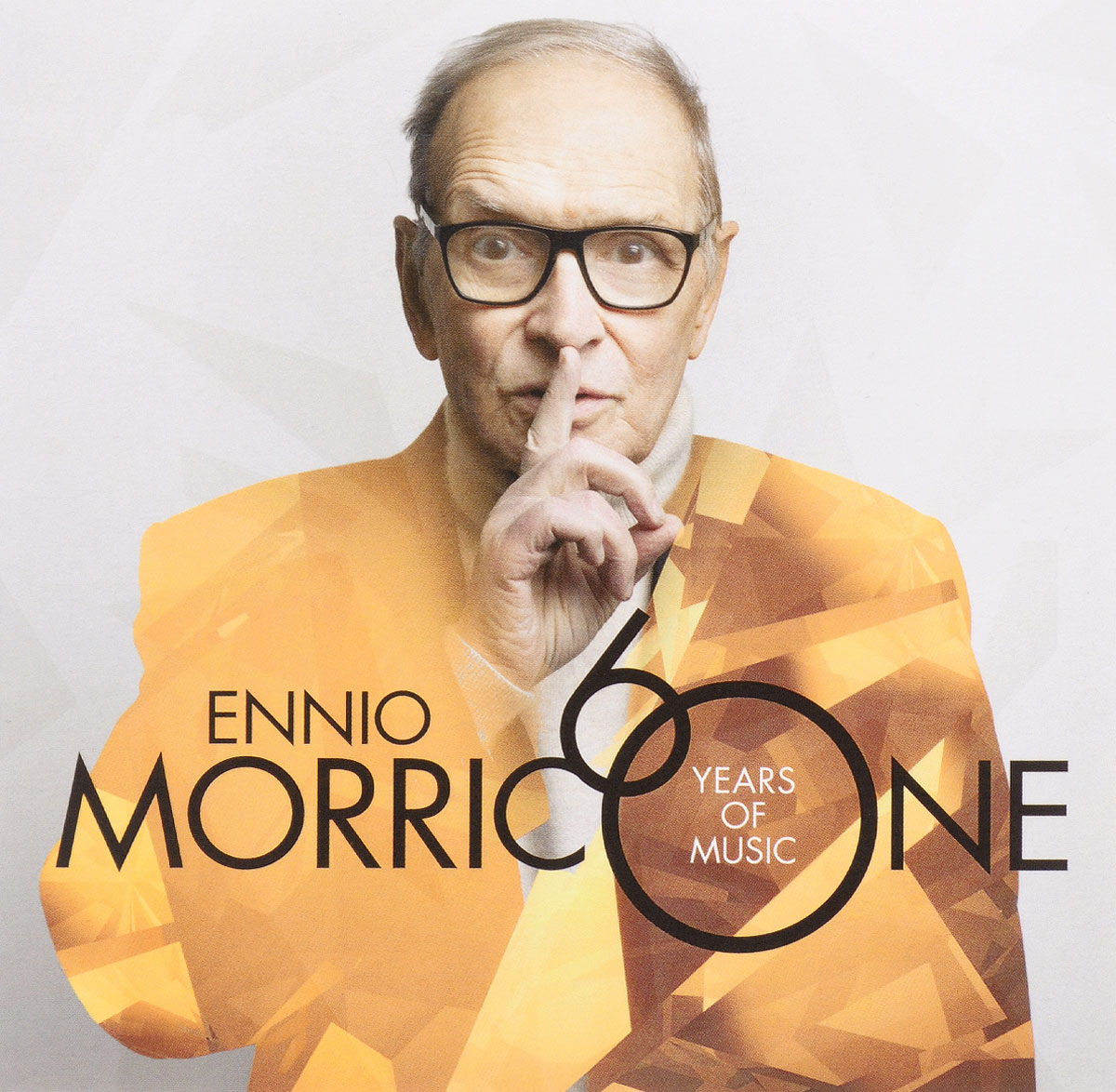 Ennio Morricone. Morricone 60 Years Of Music (CD + DVD)