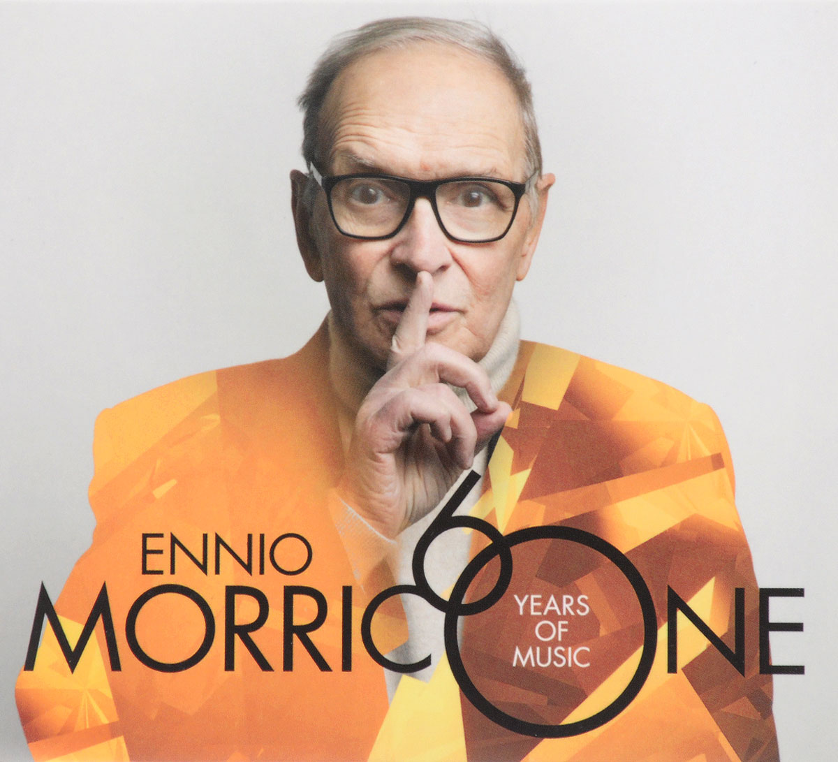 Эннио Морриконе Ennio Morricone. Morricone 60 Years Of Music эннио морриконе ennio morricone the mission original soundtrack lp