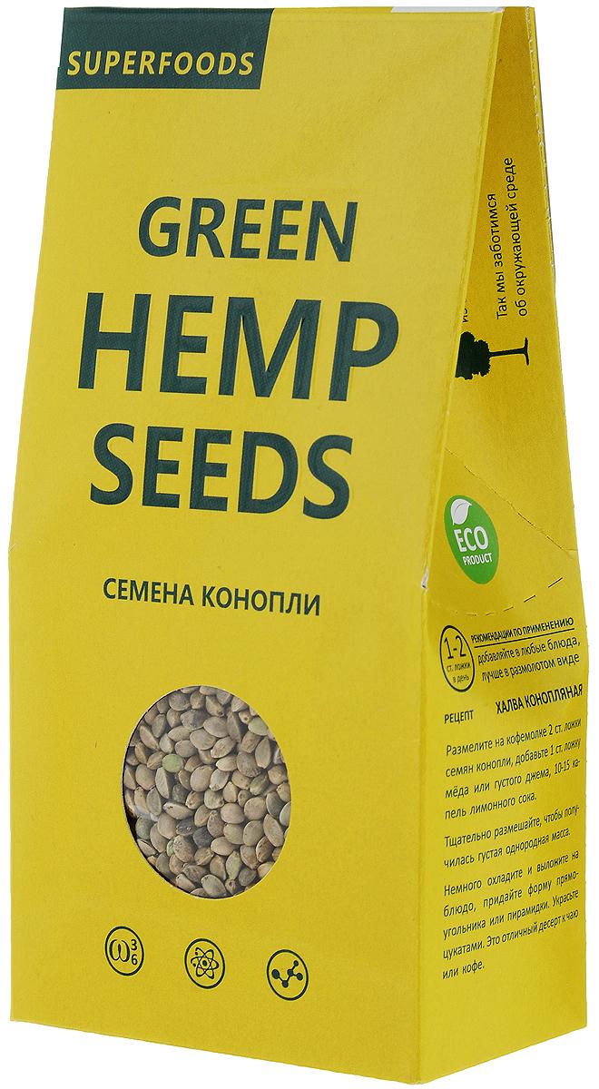 Компас Здоровья Green Hemp Seeds семена конопли, 150 г ufeelgood organic hemp premium seeds конопляные семена очищенные 150 г