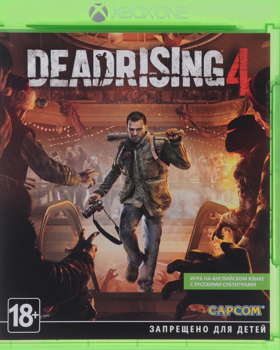 Zakazat.ru Dead Rising 4 (Xbox One)