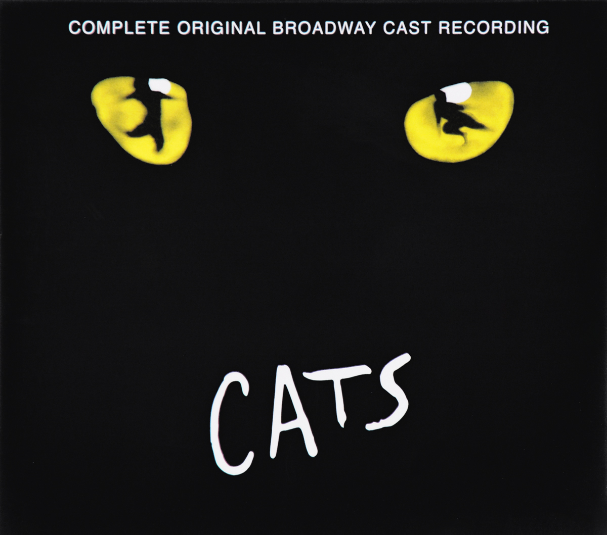 Original Broadway Cast Chorus Andrew Lloyd Webber. Cats. Complete Original Broadway Cast Recording. Deluxe Edition (2 CD) cd дмитрий хворостовский georgy sviridov russia cast adrift