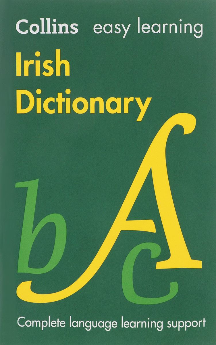 Collins Easy Learning Irish Dictionary easy learning speak french with cdx2