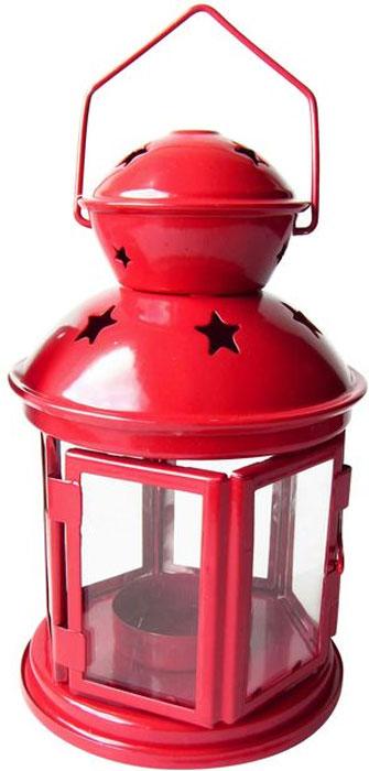 Подсвечник подвесной Bolsius Альтаир, цвет: красный, 10 х 10 х 17 см466210_красныйДекоративный подсвечник Bolsius изготовлен из высококачественного металла и стекла. Он позволит украсить интерьер дома или рабочего кабинета оригинальным образом. Вы можете поставить или подвесить подсвечник в любом месте, где он будет удачно смотреться и радовать глаз. Кроме того - это отличный вариант подарка для ваших близких и друзей.