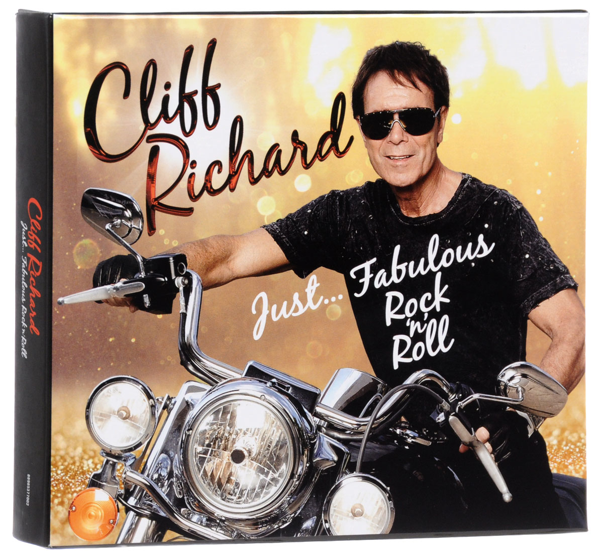 Клифф Ричард Cliff Richard. Just... Fabulous Rock 'N' Roll cliff richard manchester
