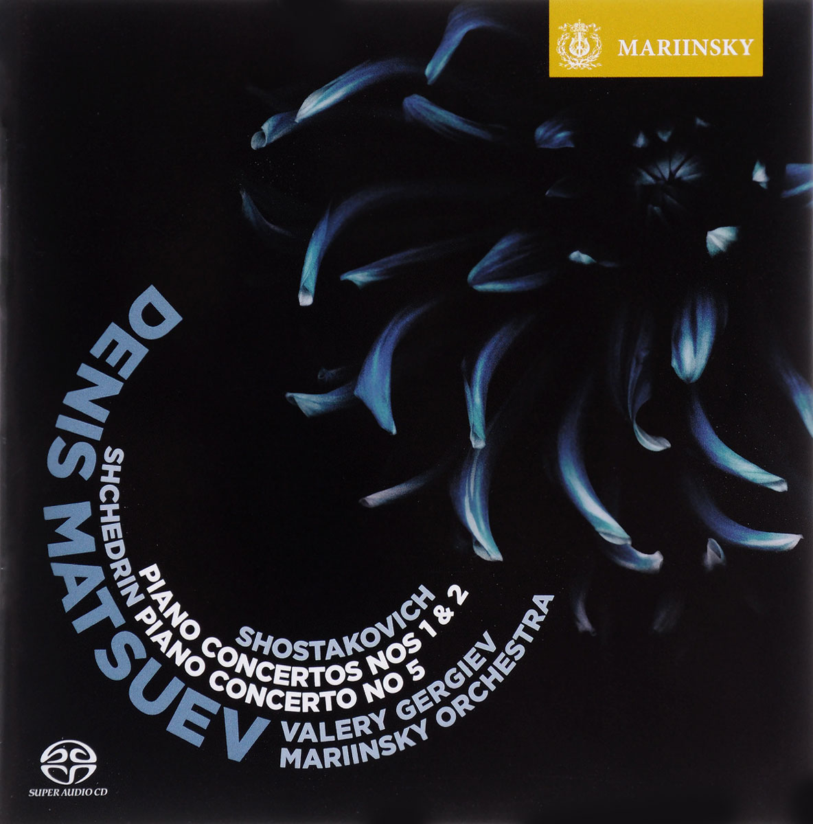 Денис Мацуев,Orchestra Of The Mariinsky Theatre Denis Matsuev. Shostakovich. Piano Concertos Nos. 1 & 2 / Shchedrin. Piano Concerto No. 5 (SACD) classic noh theatre of japan