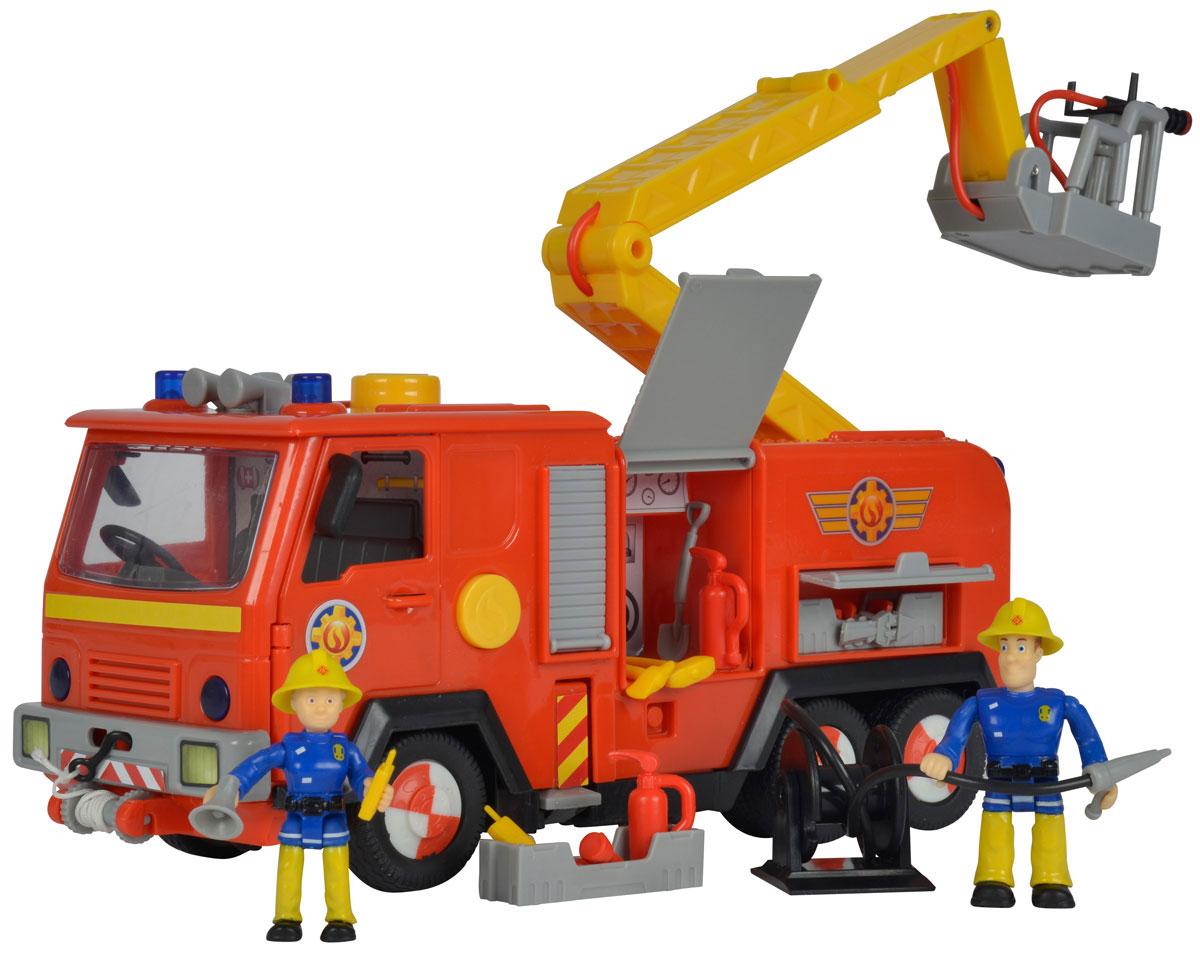 Simba Пожарная машина Deluxe Jupiter simba микрофон на стойке