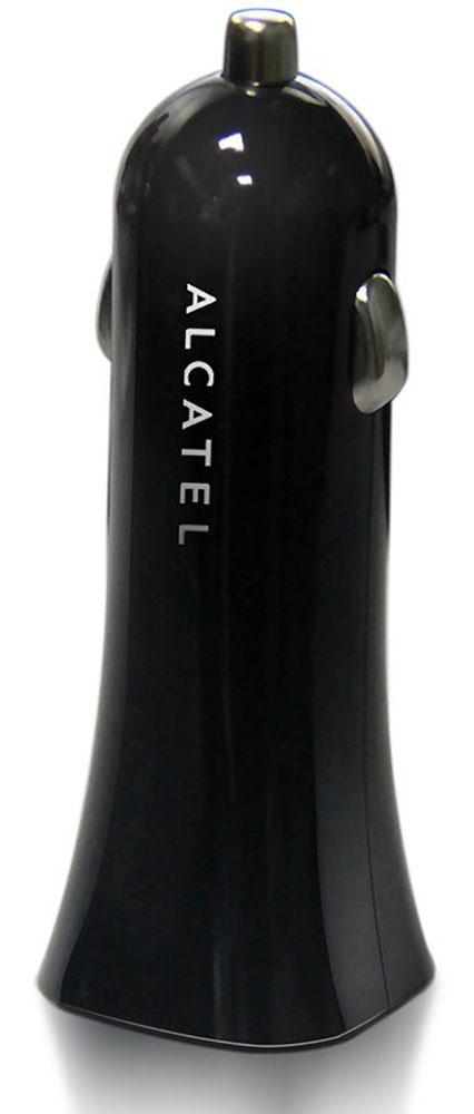 Alcatel CC40-2AALRU1, Black автомобильное зарядное устройствоCC40-2AALRU1Зарядное устройство Alcatel CC40-2AALRU1 предназначено для зарядки и питания мобильного устройства от автомобильной сети (прикуривателя). Вы можете заряжать любые устройства, совместимые с выходным током зарядки до 1А и напряжением 5В.