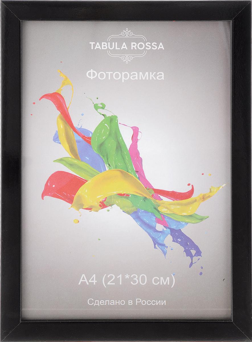 """Фото Фоторамка Tabula Rossa """"Глянец"""", цвет: черный, 21 х 30 см. ТР 50"""