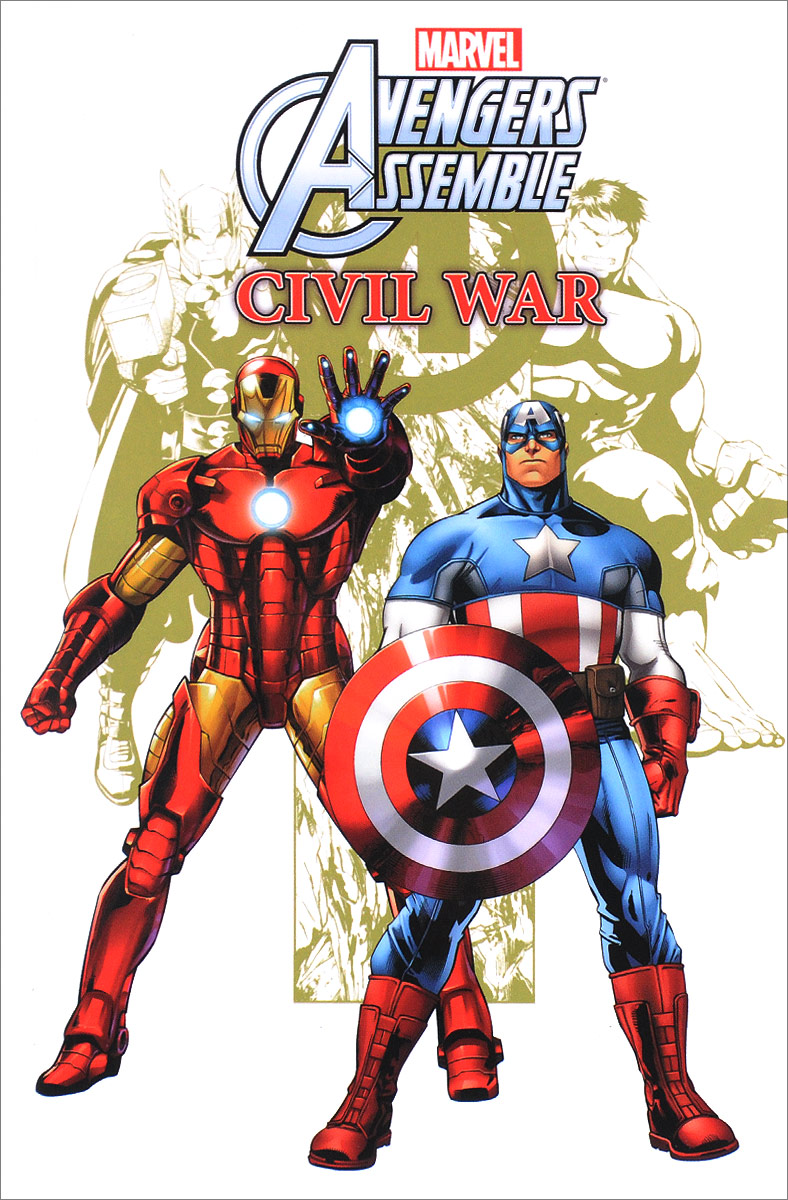 Marvel Universe Avengers Assemble: Civil War life the universe and everything