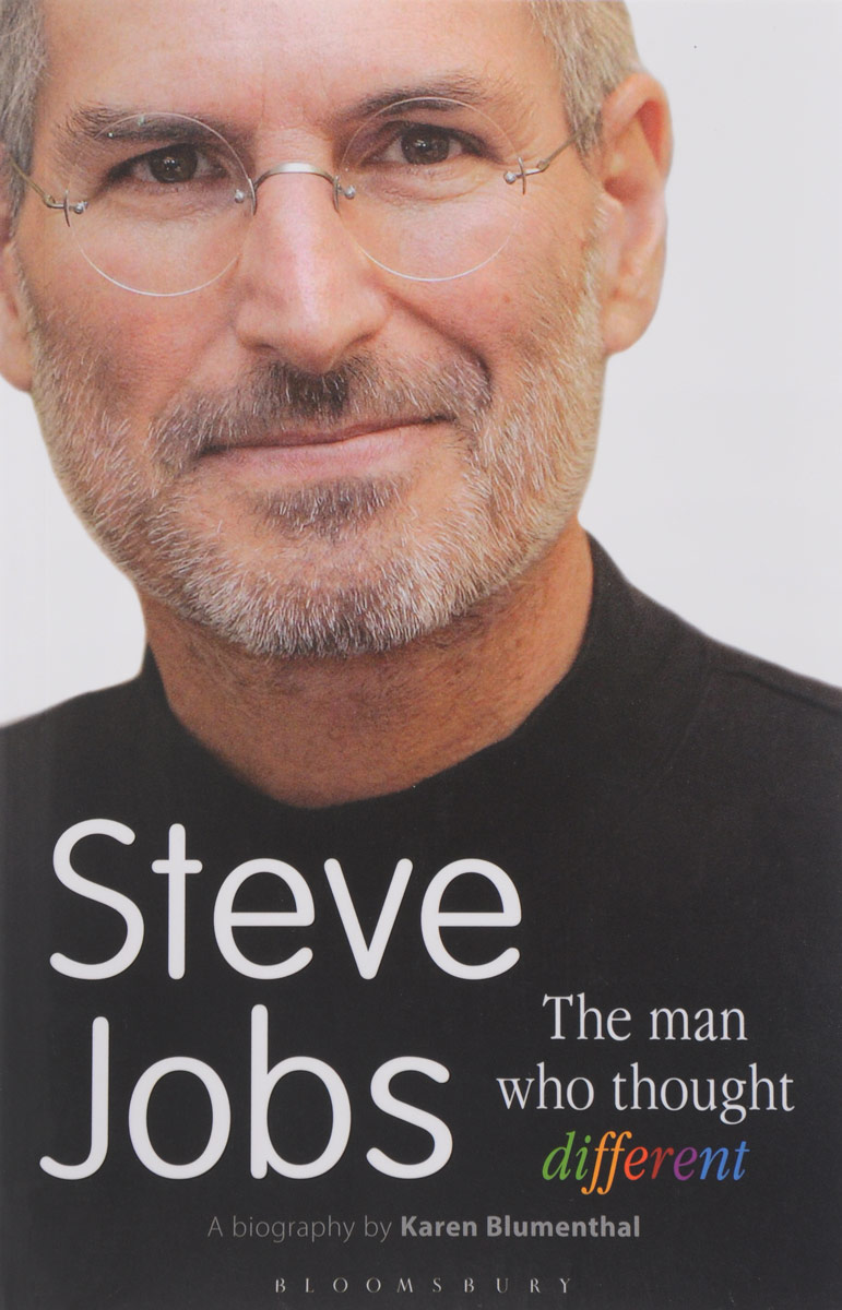 Steve Jobs: The Man Who thought Different who thought this was a good idea