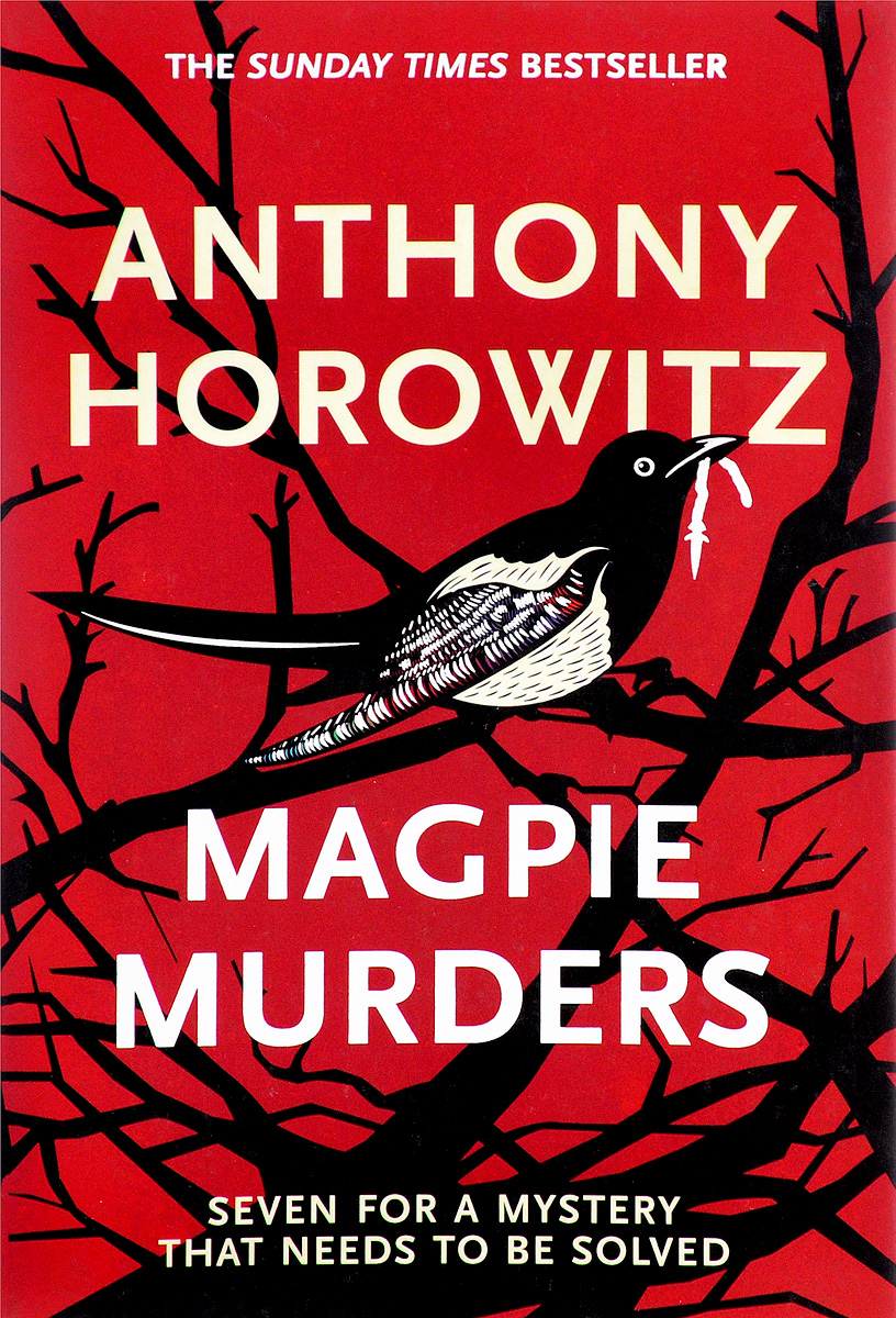 Magpie Murders the lonely polygamist – a novel