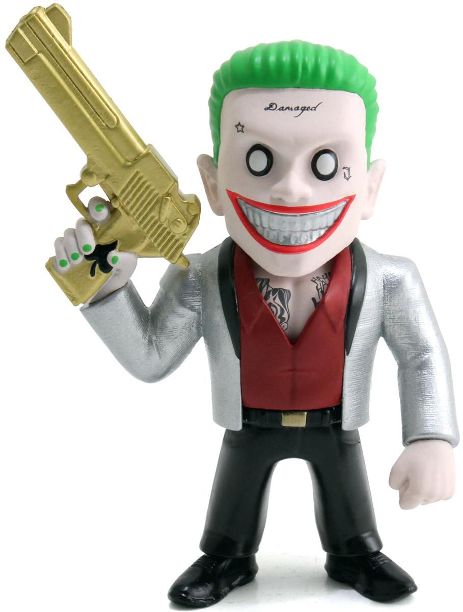 DC Comics. Фигурка металлическая Joker Boss, 10 см dc comics фигурка the joker