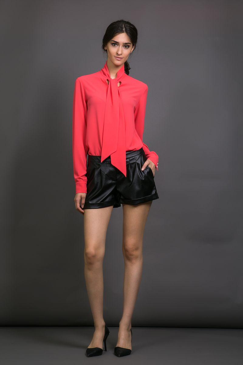 Шорты женские La Via Estelar, цвет: черный. 60939. Размер 48 платье la via estelar цвет фиолетовый 14672 2 размер 48