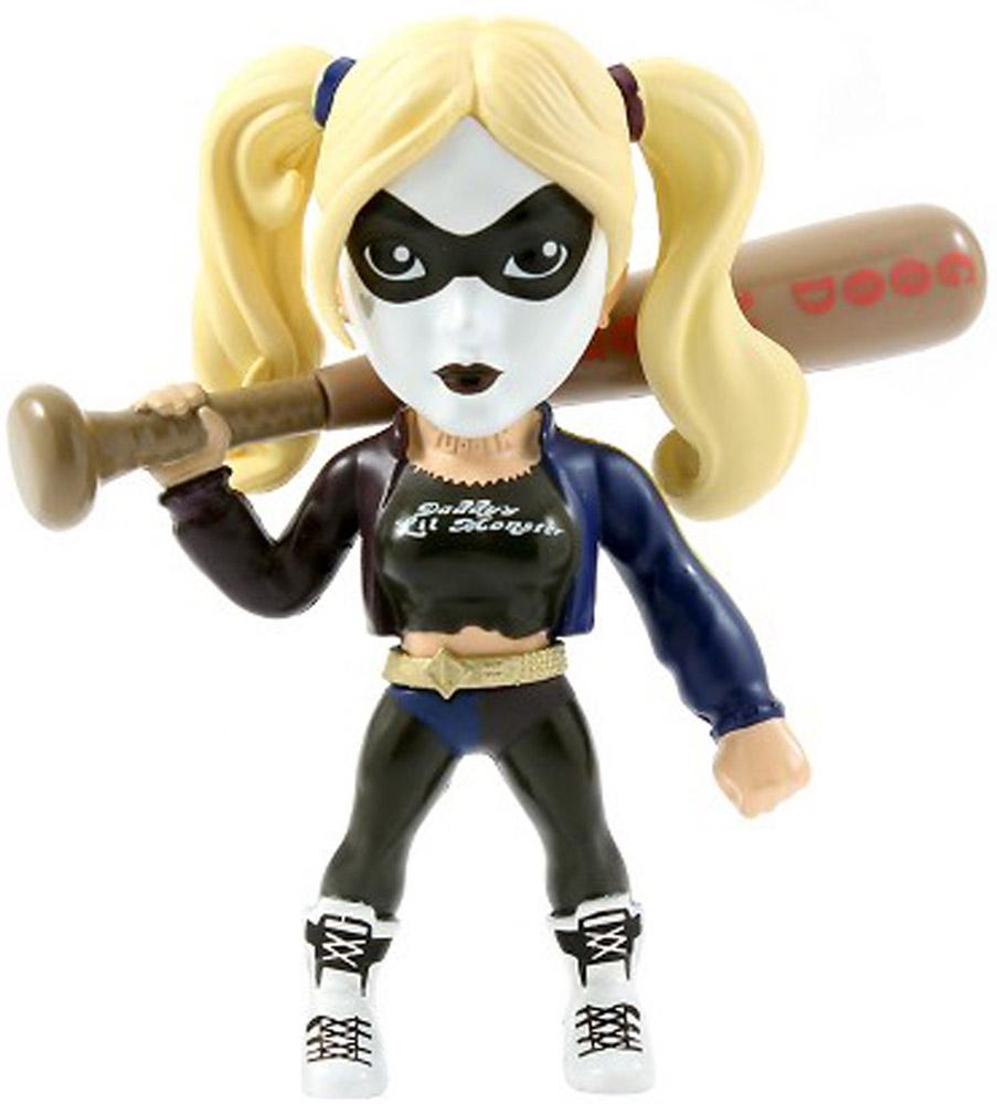 DC Comics. Фигурка металлическая Harley Quinn Alt, 10 см фигурка jada joker boss 10 см металлическая