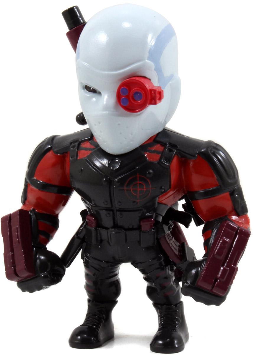DC Comics. Фигурка металлическая Deadshot, 10 см