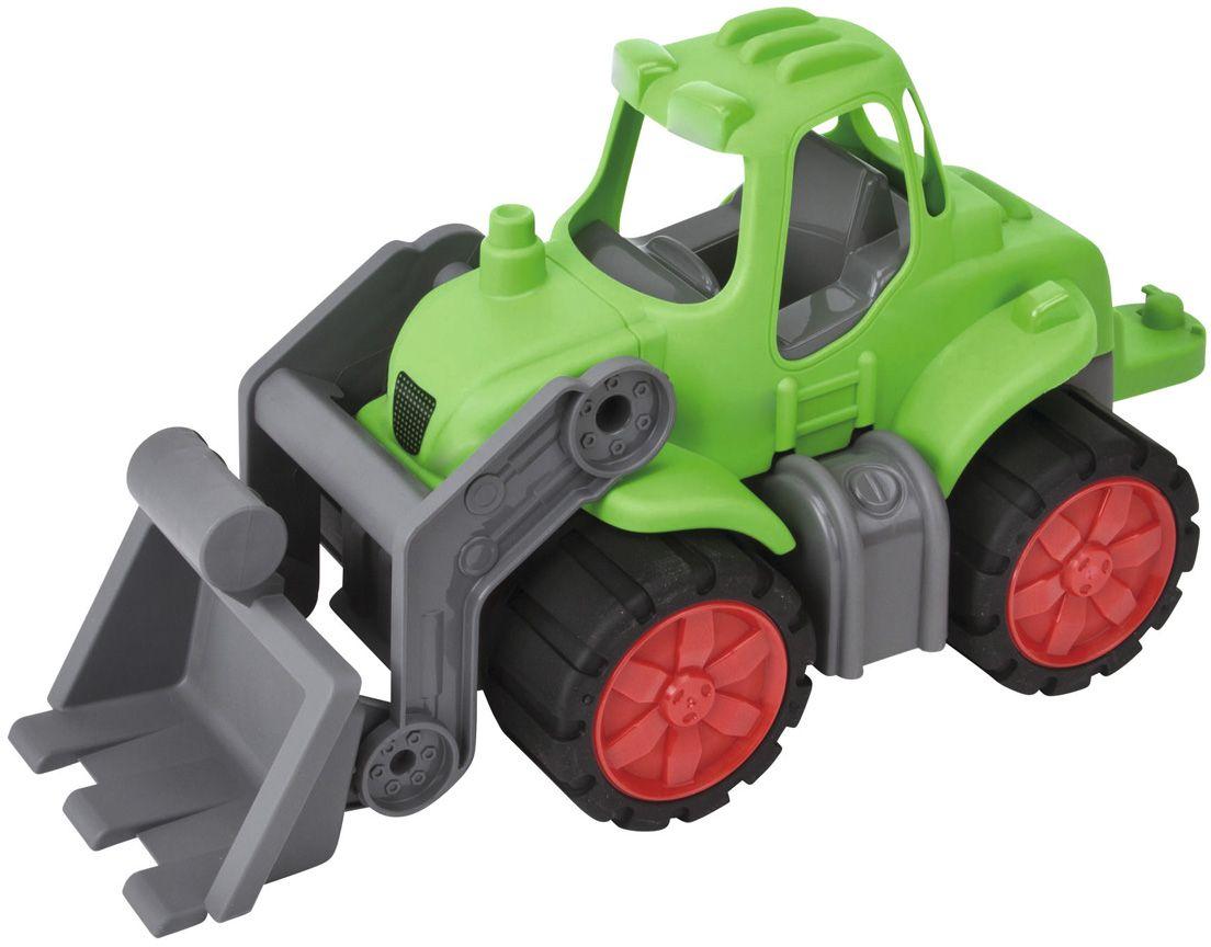 Big Трактор Power Worker апплика игра шнуровка трактор