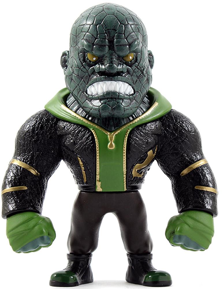 DC Comics. Фигурка металлическая Killer Croc Alt, 10 см фигурка jada joker boss 10 см металлическая
