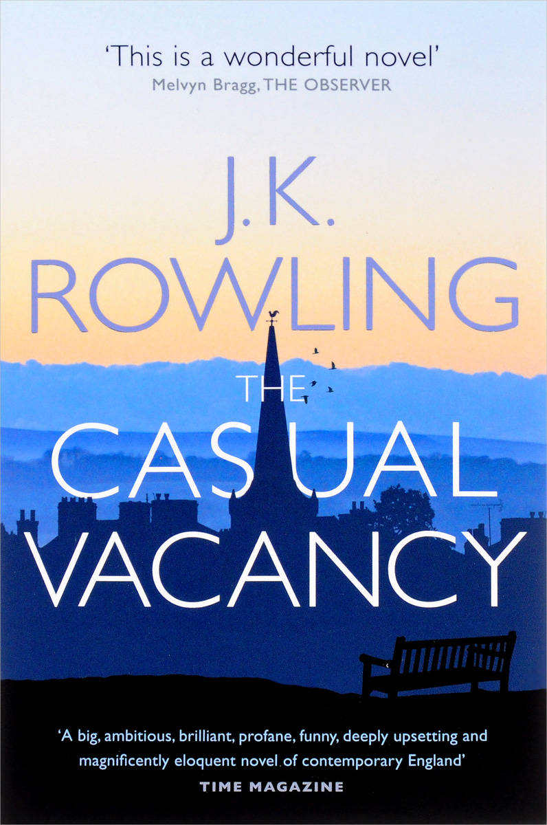 The Casual Vacancy the casual vacancy