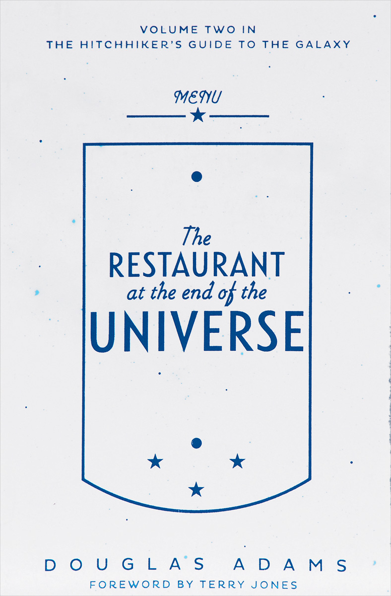 The Restaurant at the End of the Universe masters of the universe