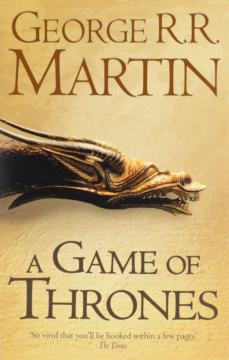 A Game of Thrones selected novels of george eliot