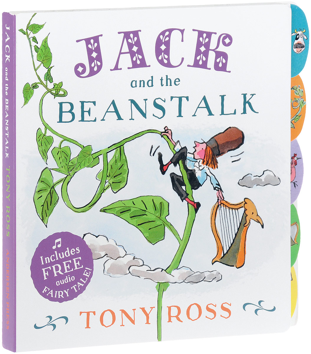 Jack and the Beanstalk classic tales level 2 jack