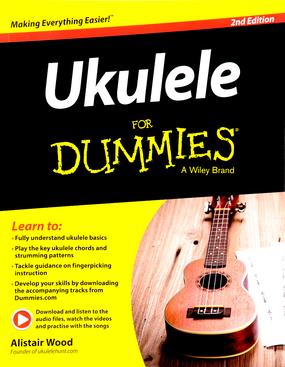 Ukulele For Dummies the imactm for dummies®