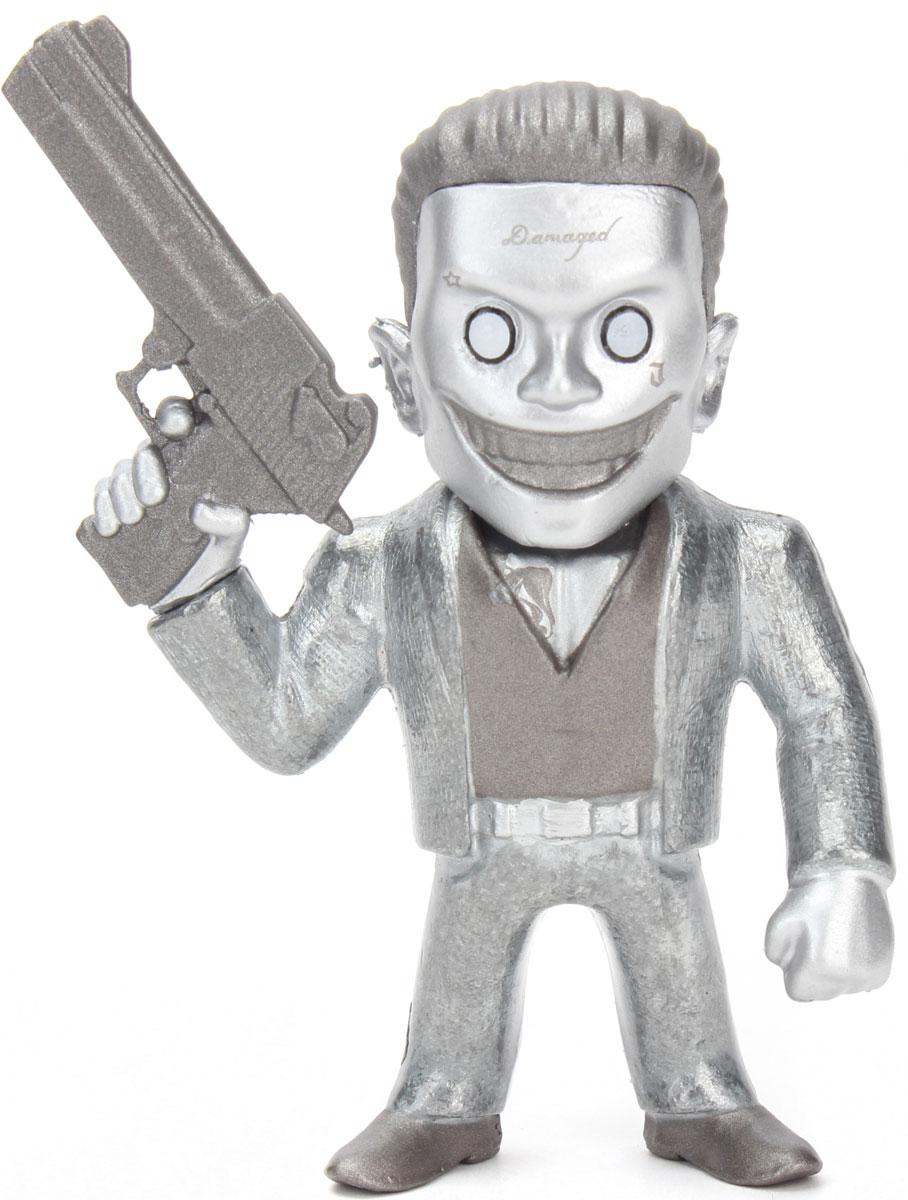 DC Comics. Фигурка металлическая Joker Boss Chase, 6 см  dc comics фигурка the joker