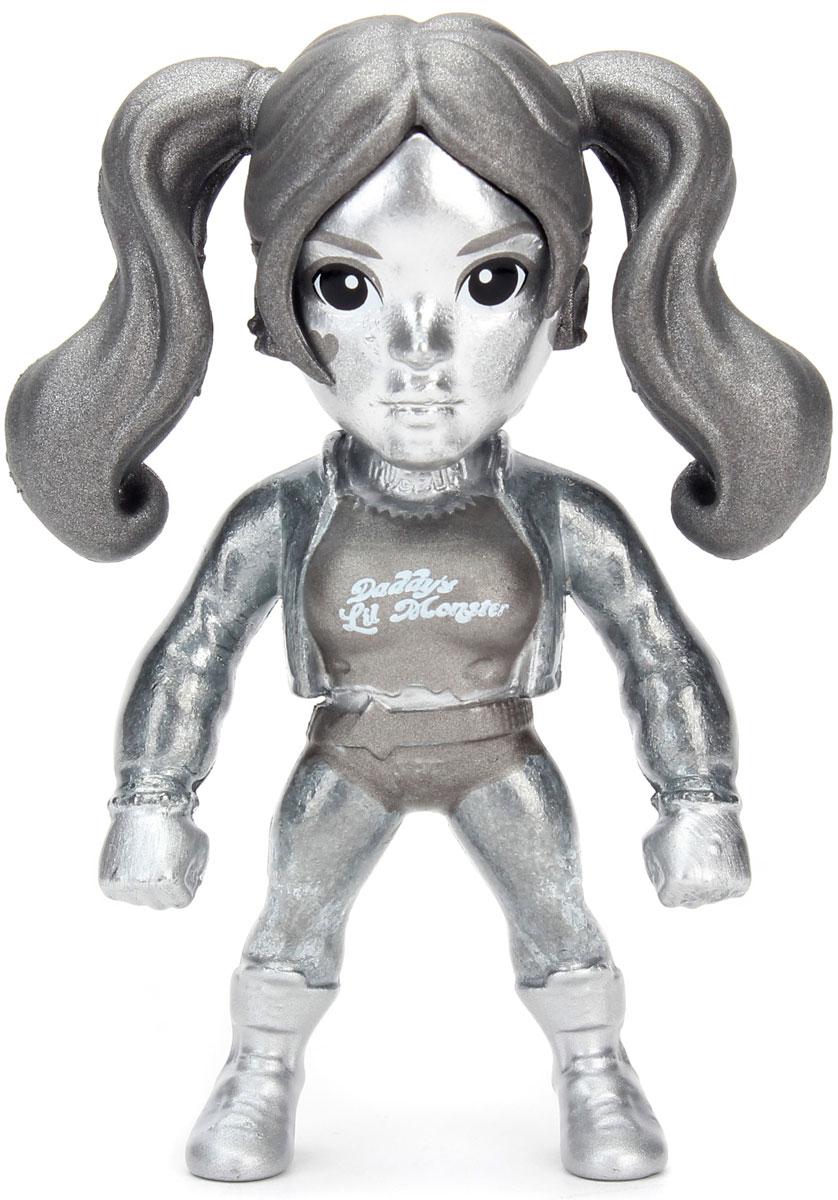 DC Comics. Фигурка металлическая Harley Quinn Chase, 6 см цена и фото