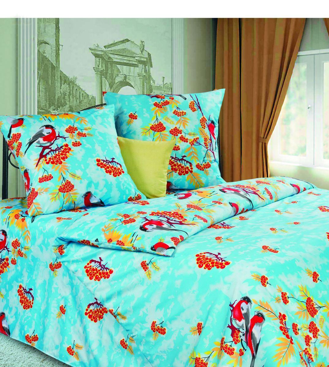 Комплект белья Guten Morgen Снегири, 2-спальный, наволочки 69х69PW-15-173-175-69Комплект постельного белья Guten Morgen Снегири, изготовленный из микрофибры (100% полиэстер), поможет вам расслабиться и подарит спокойный сон. Комплект состоит из пододеяльника, простыни и двух наволочек.Благодаря такому комплекту постельного белья вы сможете создать атмосферу уюта и комфорта в вашей спальне. Ткань микрофибра - новая технология в производстве постельного белья. Тонкие волокна, используемые в ткани, производят путем переработки полиамида и полиэстера. Такая нить не впитывает влагу, как хлопок, а пропускает ее через себя, и влага быстро испаряется. Изделие не деформируется и хорошо держит форму.